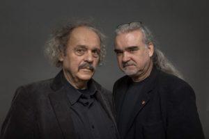 Császár László és Szurcsik József