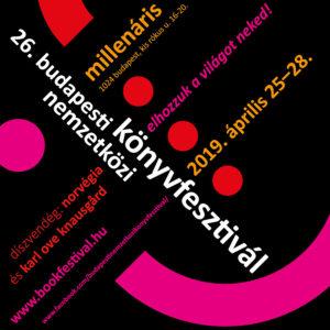 A 26. Budapesti Nemzetközi Könyvfesztivál